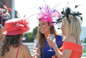 Beverley Racecourse Ladies Day