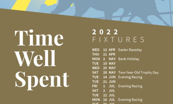 Beverley Racecourse, Raceday Fixtures 2022